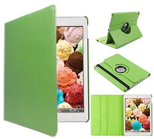 zhülle mit Ständer Drehbar Wake up/Sleep Funktion für Apple iPad 22./3./4. Generation Modell A1430A1403A1458A1460md328ll/A MD510LL/A mc755ll/A iPad 4th/3rd/2st Plain Green ()