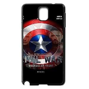 Samsung Galaxy Note 3 Phone Case Captain America: Civil War