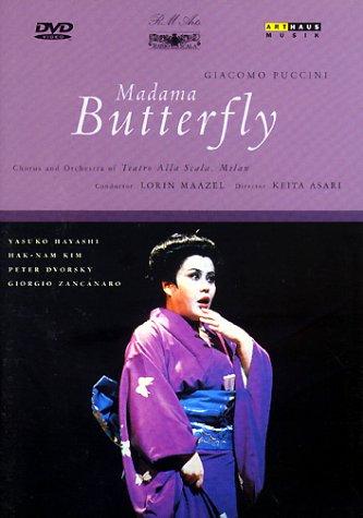 Bild von Madama Butterfly-Tandem Verlag