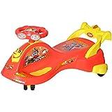 Dash Kids Free Wheel Magic Swing Trans Car Ride-on(Red)