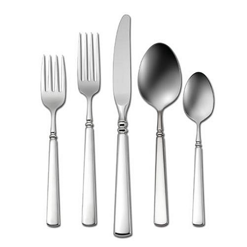 Oneida Easton 5-Piece Place Setting, Service for 1 by Oneida Oneida Easton