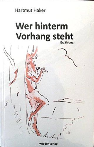 Cover »Wer hinterm Vorhang steht«
