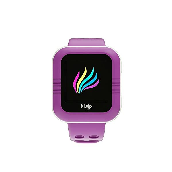 Kiwip Children Smart Watch Purple