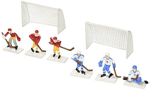 Tortendeko Set Hockey 6tlg.