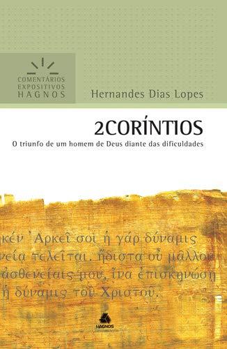 2 Coríntios. Comentários Expositivos Hagnos (Em Portuguese do Brasil)