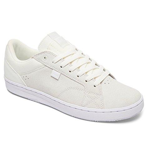 DC , Chaussures de skateboard pour homme Crème
