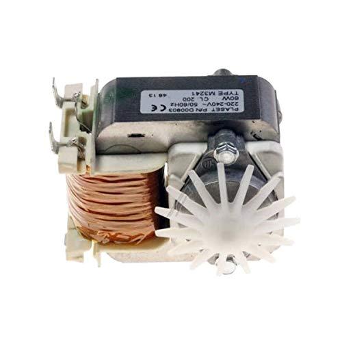 Motore ventilatore - Lavatrice - Candy, Hoover de Dietrich, Rosieres, Brandt, Philco, Teka