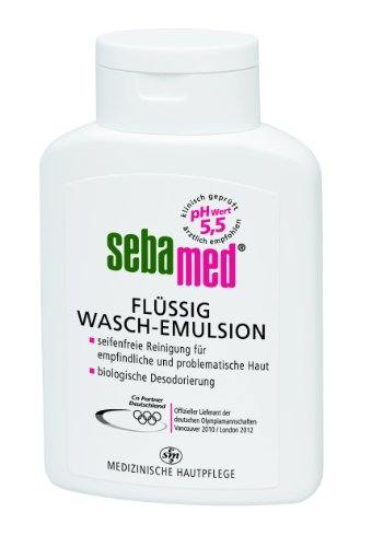 Sebamed - Emulsion lavante en distributeur - 1000 ml