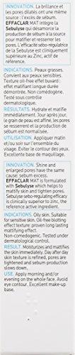 41RFRcDamzL - La Roche Possay EFFACLAR MAT 40ml