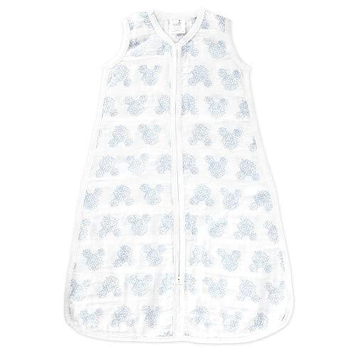 aden by aden + anais gigoteuse, 100% mousseline de coton, 1.0 TOG, graphic Mickey Disney, small