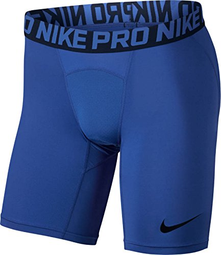 Nike Herren Pro Trainingsshorts, Game Royal/Obsidian/Black, S (Short Nike Game Dri-fit)