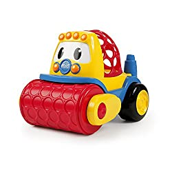 Oball Go Grippers Toy Car, Steam Roller