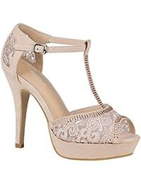 FürSandalette Nude Damen Schuhe Suchergebnis Auf R45AjL