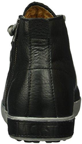 Blackstone Km99, Baskets Basses Homme Noir - Noir