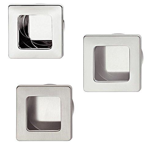 Flush Rundum quadratisch Pull Griff für Schiebetüren 39mm x 39mm