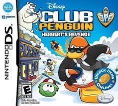 Disney Club Penguin: Herberts Revenge (Nintendo Ds)