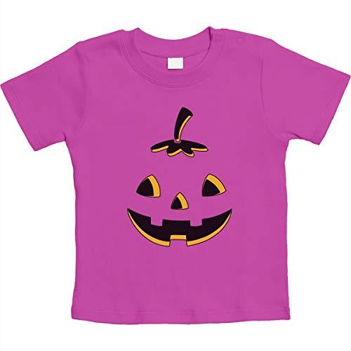 Halloween Baby Kostüm Body mit Kürbis Unisex Baby -