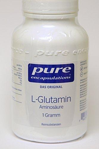 Pure Encapsulations L-Glutamin 1 Gramm 90 Kapseln