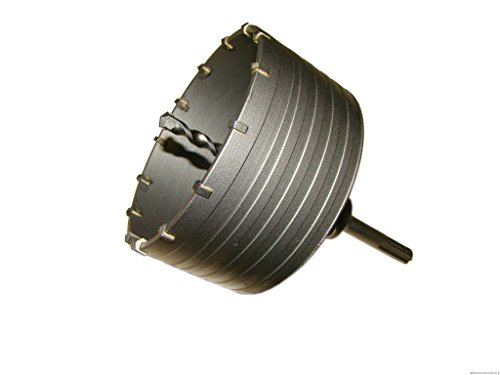 Falon Tech-Fresa a foro punta di trapano Dose punte foro Sage SDS Plus 120mm