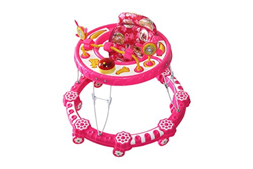 Amardeep Baby Children Activity Walker Cherry for 6+ Months ( Kids | Baby | Girl | Boy | child )