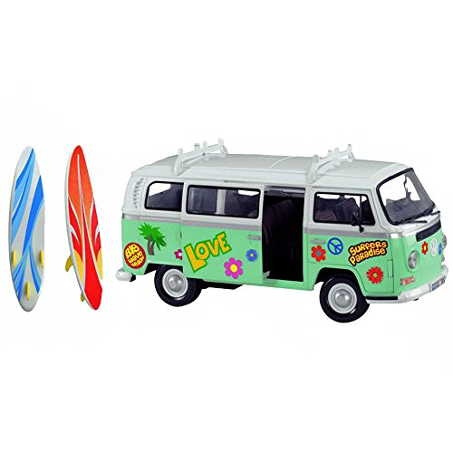 Dickie Toys - 203776000 - Surfer Van