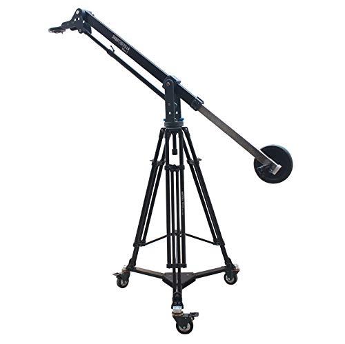 Shootvilla, Tragbares Dreibeinstativ, für DSLR-DV-Filmkameras, Camcorder mit Einem Gewicht von bis zu 25 kg - Head Kran Jib
