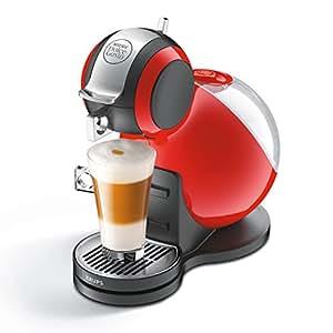 Krups KP220510 Nescafé Dolce Gusto Melody Machine à Café à Capsule Rouge