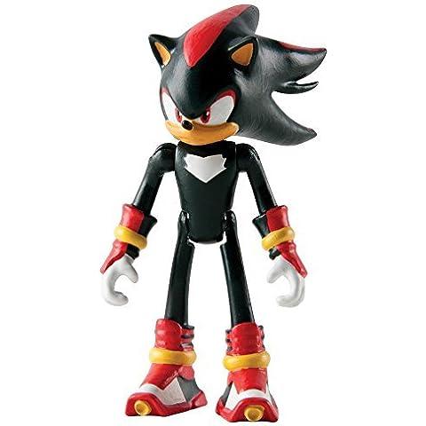 Sonic the Hedgehog 3-Inch Sonic Boom Shadow The Hedgehog Articulated Figure by Sonic The Hedgehog