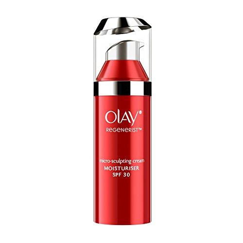 Olay Regenerist Advanced Anti-Ageing Microsculpting Skin Cream Moisturizer Spf30