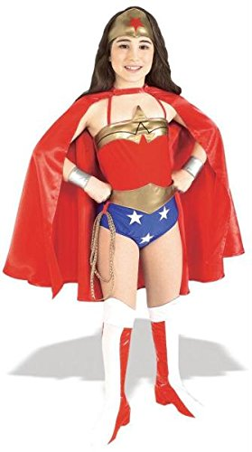 Wonder Woman Kinderkostüm - Gr. S (116cm)