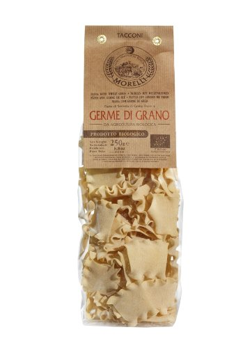 Tacconi with Wheat Germ - ORGANIC - 250g (Pack of 5)