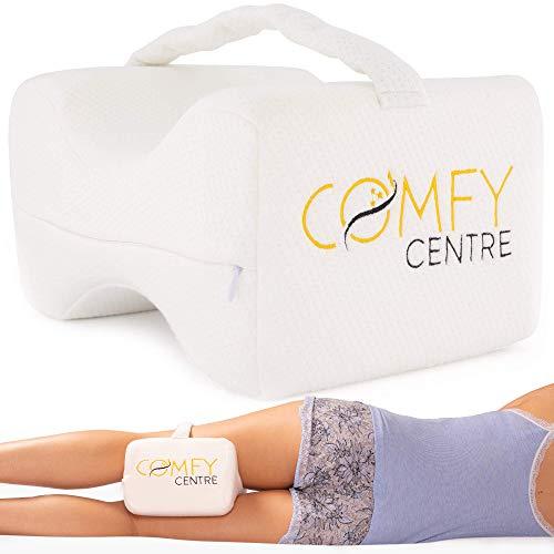 Comfy COMFYCENTRE Kniekissen für Seitenschläfer - Orthopädisches und ergonomisches...
