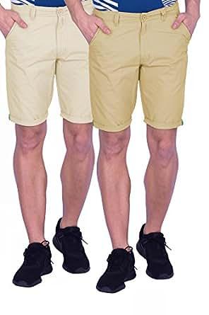 Burbn Solid Chino Shorts