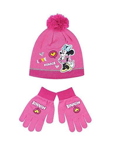Minnie - cappello - ragazza rose 54 cm