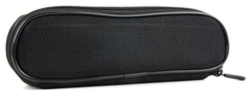 DuraGadget - RasiererEtui | Case | Hülle | Neoprentasche | Reiseetui | Netztasche für Ihren Braun Series 3 Elektrischer Rasierer 3020 | Braun MobileShave M-90 Elektrischer Rasierer