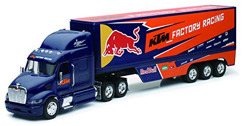 NewRay 2013 Red Bull KTM Factory Truck 10693, Peterbilt, 1:32 Die Cast