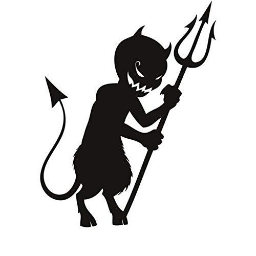 e Halloween Death Note Katze PVC Wasserdichte Wandaufkleber Abnehmbare Vinyl Kunstwand Dekoration Aufkleber Umweltschutz Halloween Wandaufkleber Fenster Dekoration Aufkleber Dekor ()