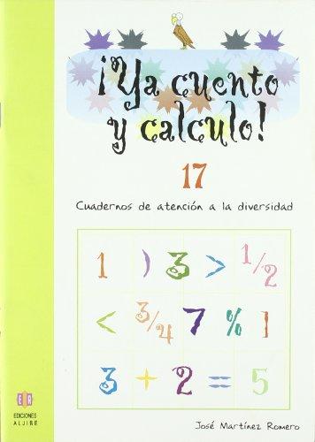 ¡Ya cuento y calculo 17!: Fracciones II
