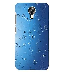 ColourCraft Water Drops Design Back Case Cover for MICROMAX CANVAS XPRESS 2 E313