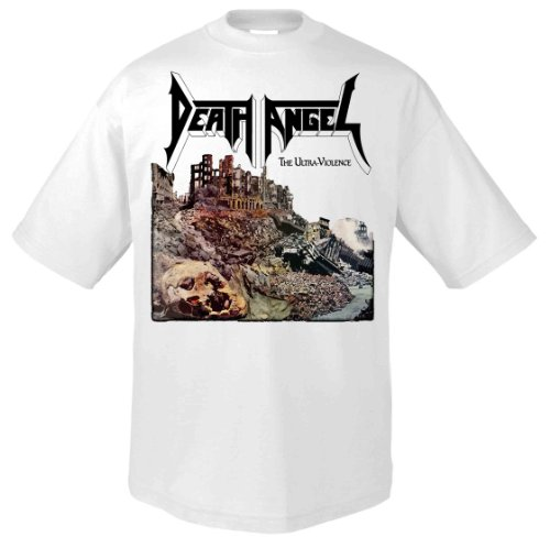 Death Angel The Ultra Violence 700038 Herren T-shirt 001 XL (T-shirt Angel Death)