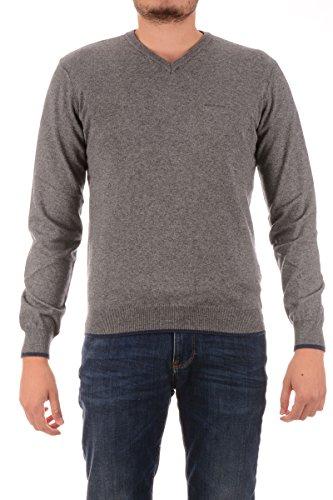 ARMANI JEANS - Pullover uomo collo a v 8n6m96 6m13z l grigio