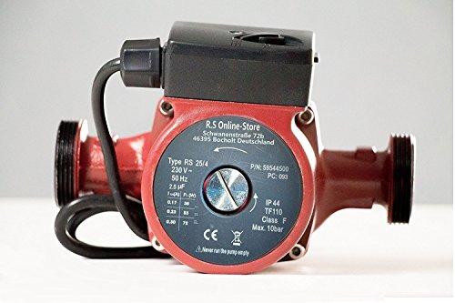 Umwälzpumpe Heizungspumpe RS 25/4-180 Zirkulationspumpe gebraucht kaufen  Wird an jeden Ort in Deutschland