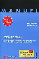 Procédure pénale: Réforme pénale à jour de la loi du 15 août 2014.