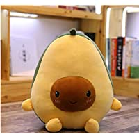 AJBB Fruit Plush Toy, Cute Cartoon Avocado Kawaii Stuffed Dolls Cushion Pillow, Child Kid Baby Girl 60Cm