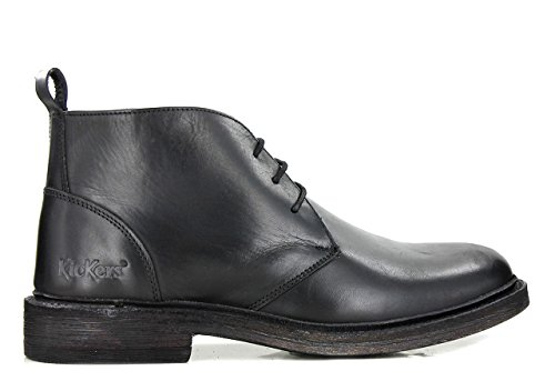 KICKERS GREENSY - Boots / Chaussures montantes - Homme Noir