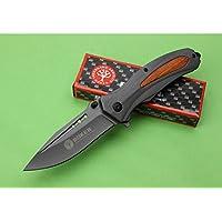 REGULUS KNIFE, coltello a serramanico di alta qualità, struttura K813