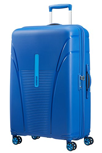 American Tourister Skytracer Valise 4 Roues, 78 cm, 94 L, Highline Blue