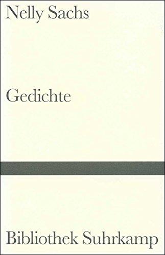 Gedichte (Bibliothek Suhrkamp)