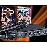 Karaoke Set / Karaoke Anlage 'Studio Pro' inkl. Karaoke-DVD