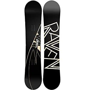 Raven Snowboard Element Carbon Rocker